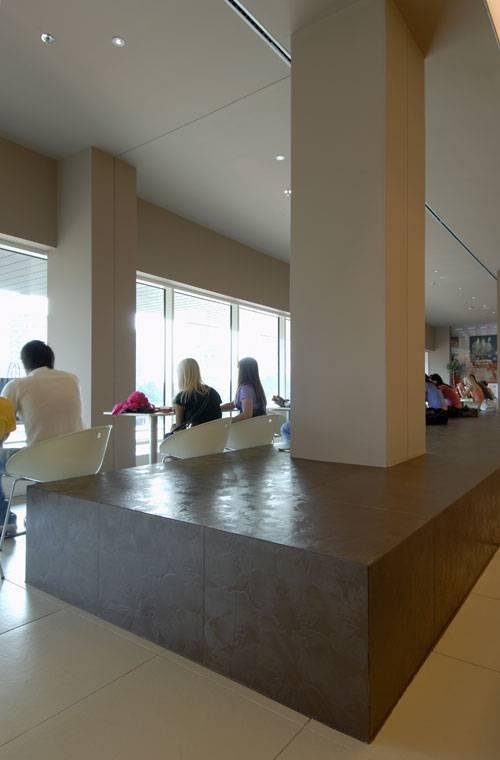 Centro Comercial Usce Serbia Fiandre