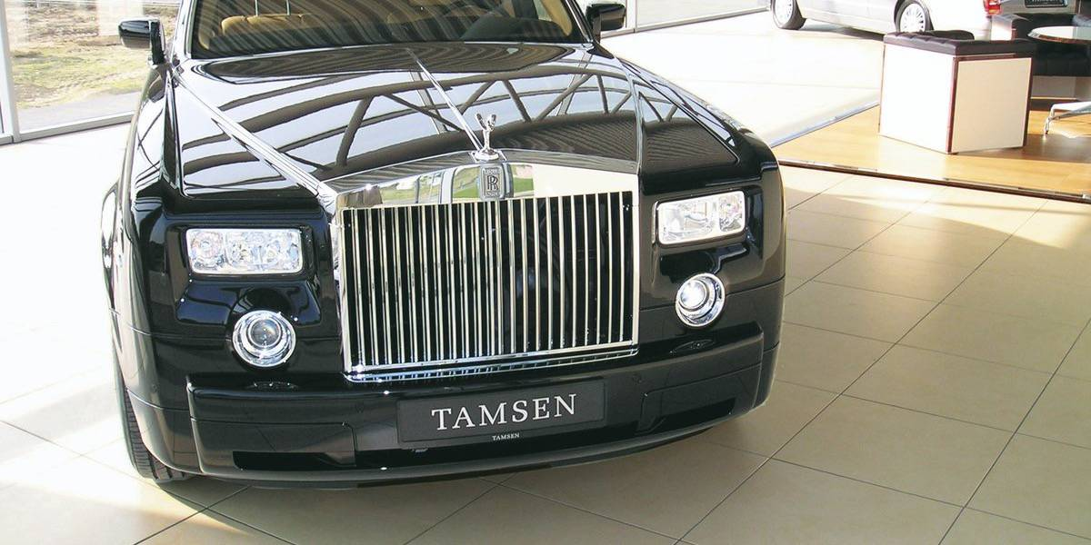 Motors - BENTLEY TAMSEN